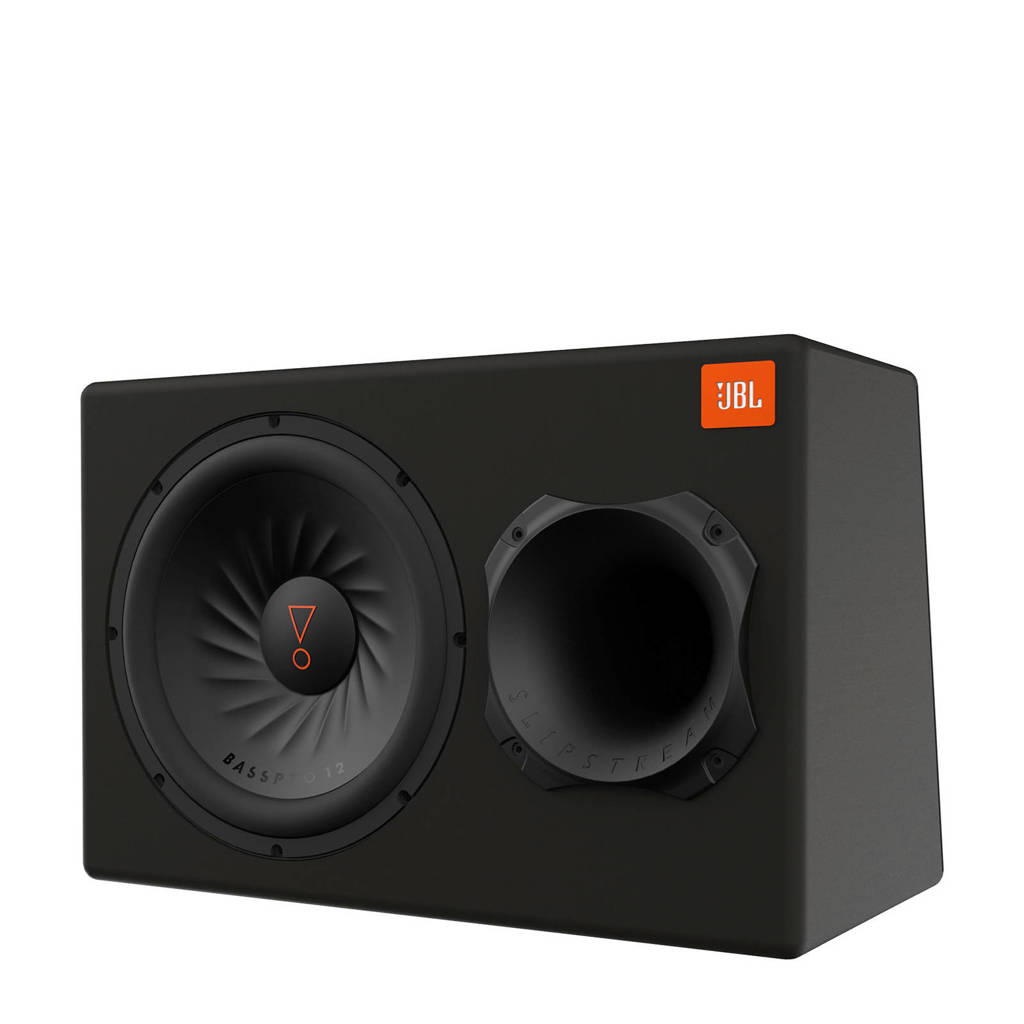 JBL Bass Pro 12'' subwoofer, Black,Orange