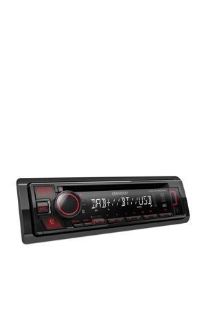 KDCBT450DAB autoradio (zwart)