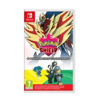 Pokemon Shield + Expansion Pass (Nintendo Switch)