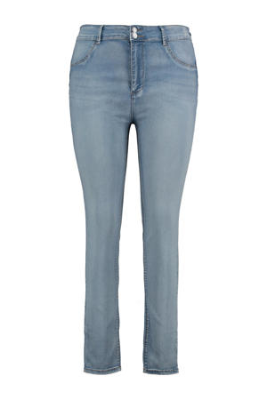 slim fit jeans Push light denim stonewashed