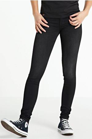 skinny jeans New Soph zwart