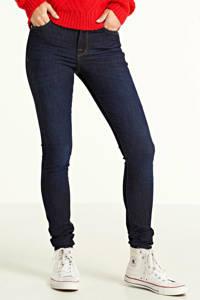 Yellow Blue Denim skinny jeans New Soph raw blue