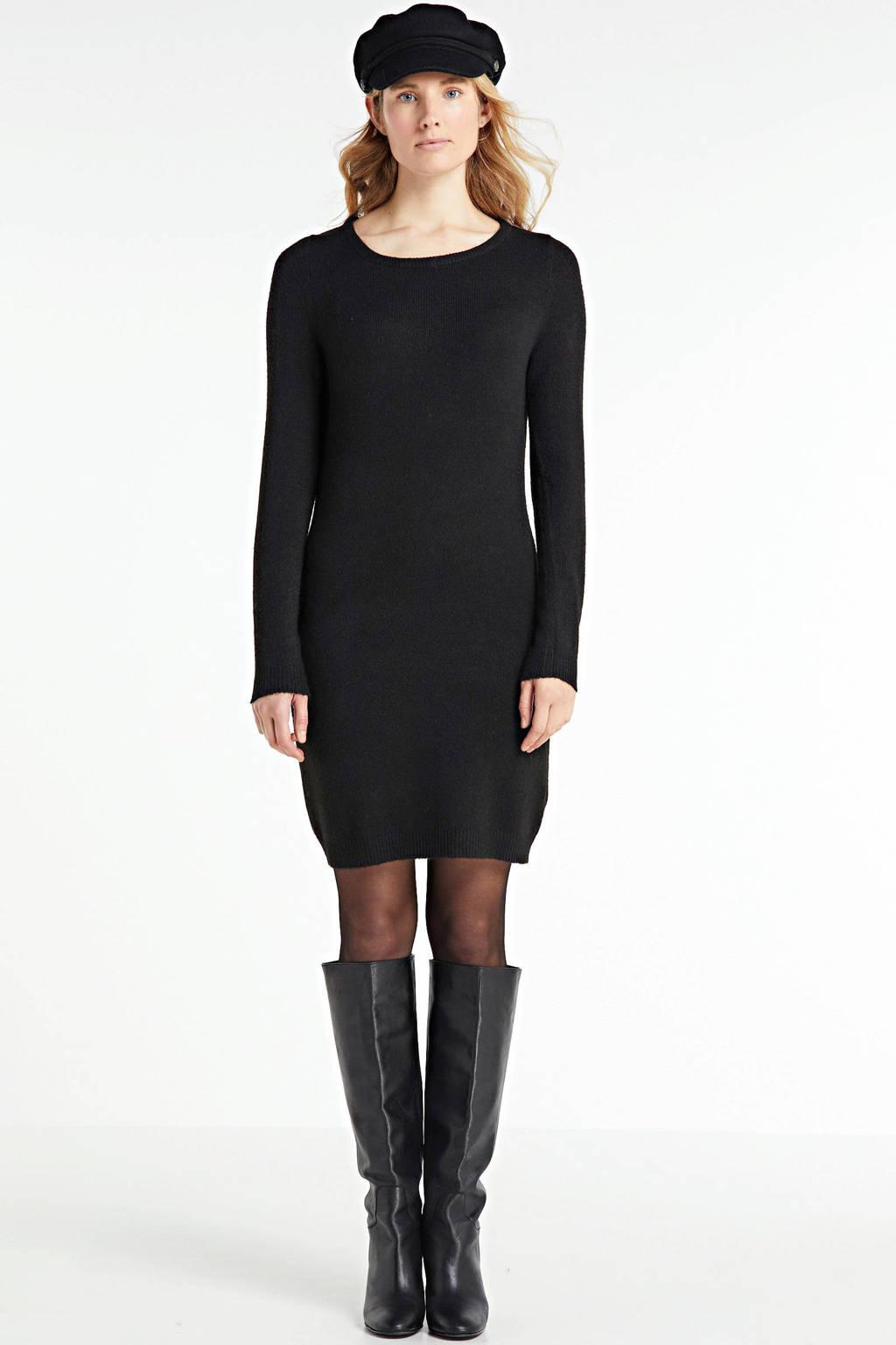 Hailys jurk zwart, Zwart