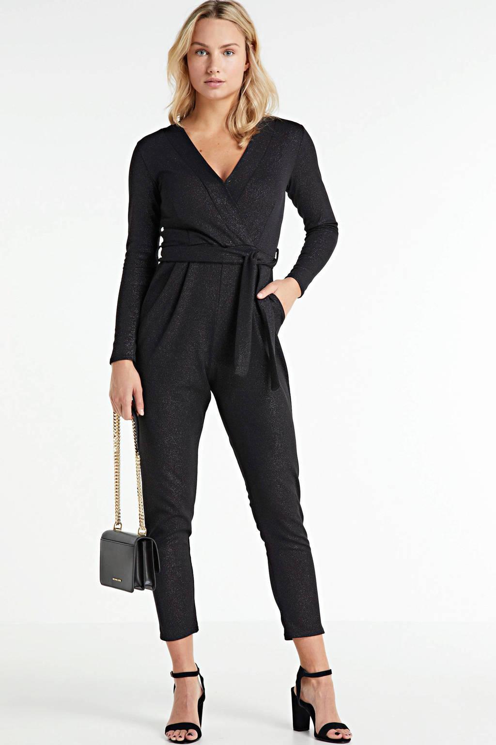 SisterS Point jumpsuit zwart, Zwart
