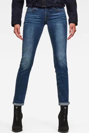 Midge Saddle Mid Straight Wmn NEW straight fit jeans medium aged