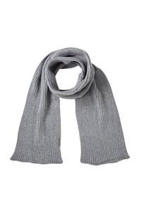 Sarlini gebreide sjaal grijs, Grijs