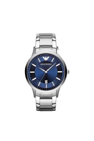horloge AR11180 Emporio Armani zilver