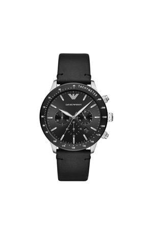 horloge AR11243 Emporio Armani Zwart