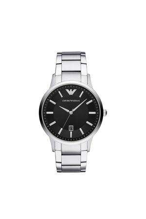 horloge AR11181 Emporio Armani zilver