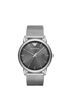 horloge AR11069 Emporio Armani zilver