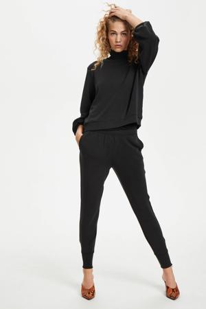 slim fit broek black