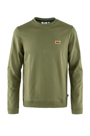 sweater Vardag groen