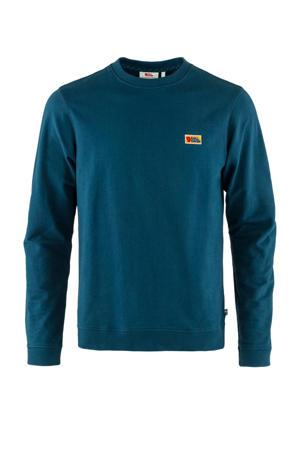 sweater Vardag blauw