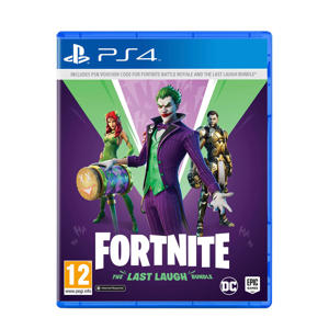 Fortnite - The Last Laugh Bundle - download code (PlayStation 4)