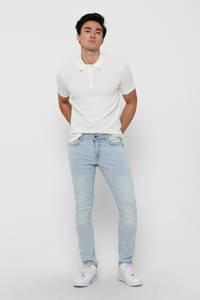 ONLY & SONS slim fit jeans Loom light denim 8651, Light denim 8651