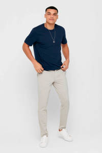 ONLY & SONS slim fit chino Mark beige, Beige