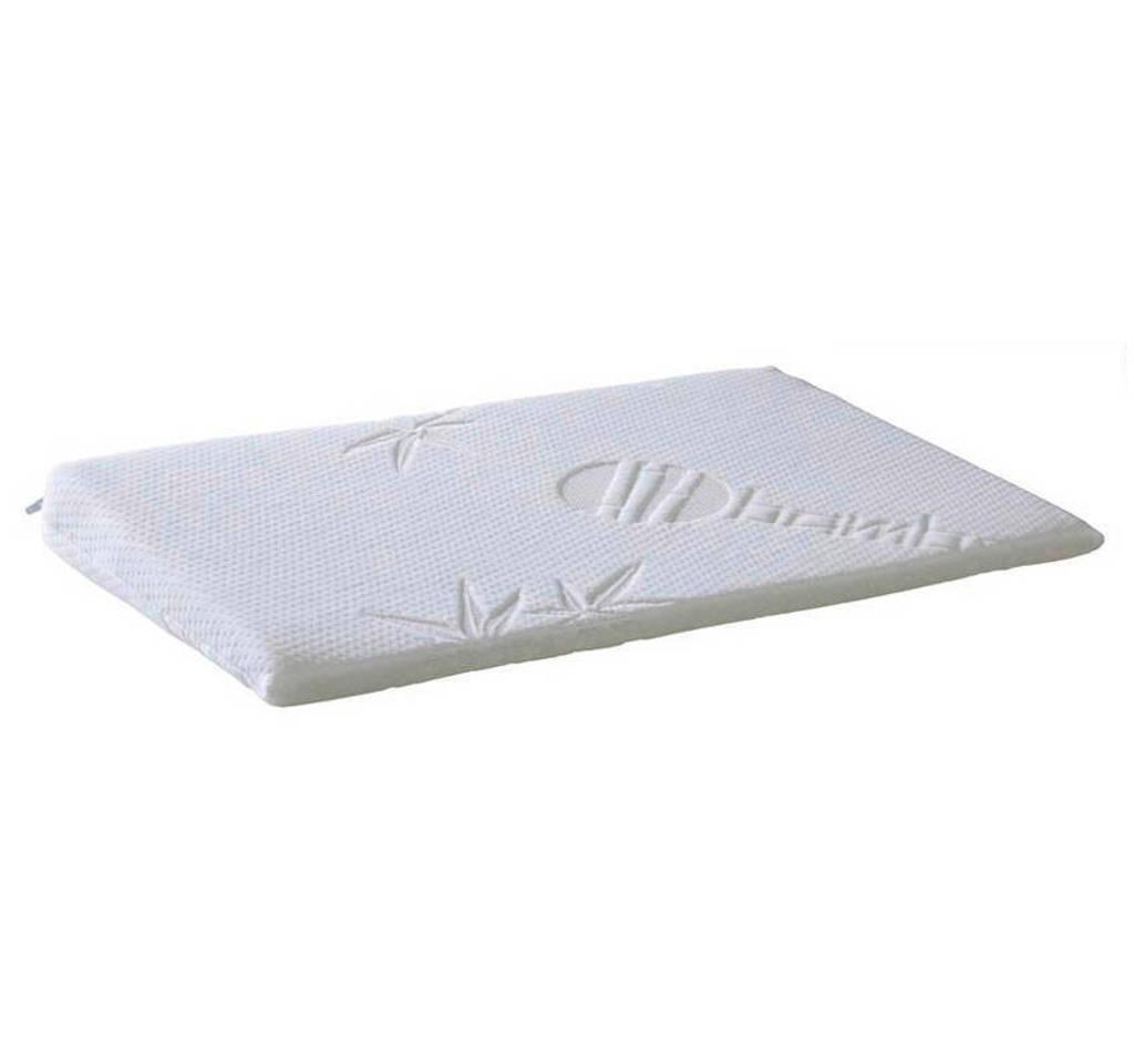 ABZ synthetisch anti reflux kussen (55x35 cm), Wit