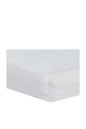 katoenen molton peuter matrasbeschermer 70x150 cm