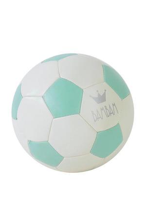 voetbal lagoon knuffel 11 cm
