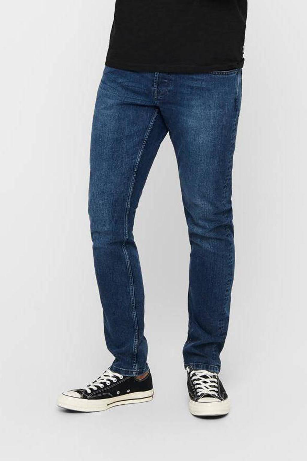 ONLY & SONS slim fit jeans Loom blue denim 3458, Blue Denim 3458