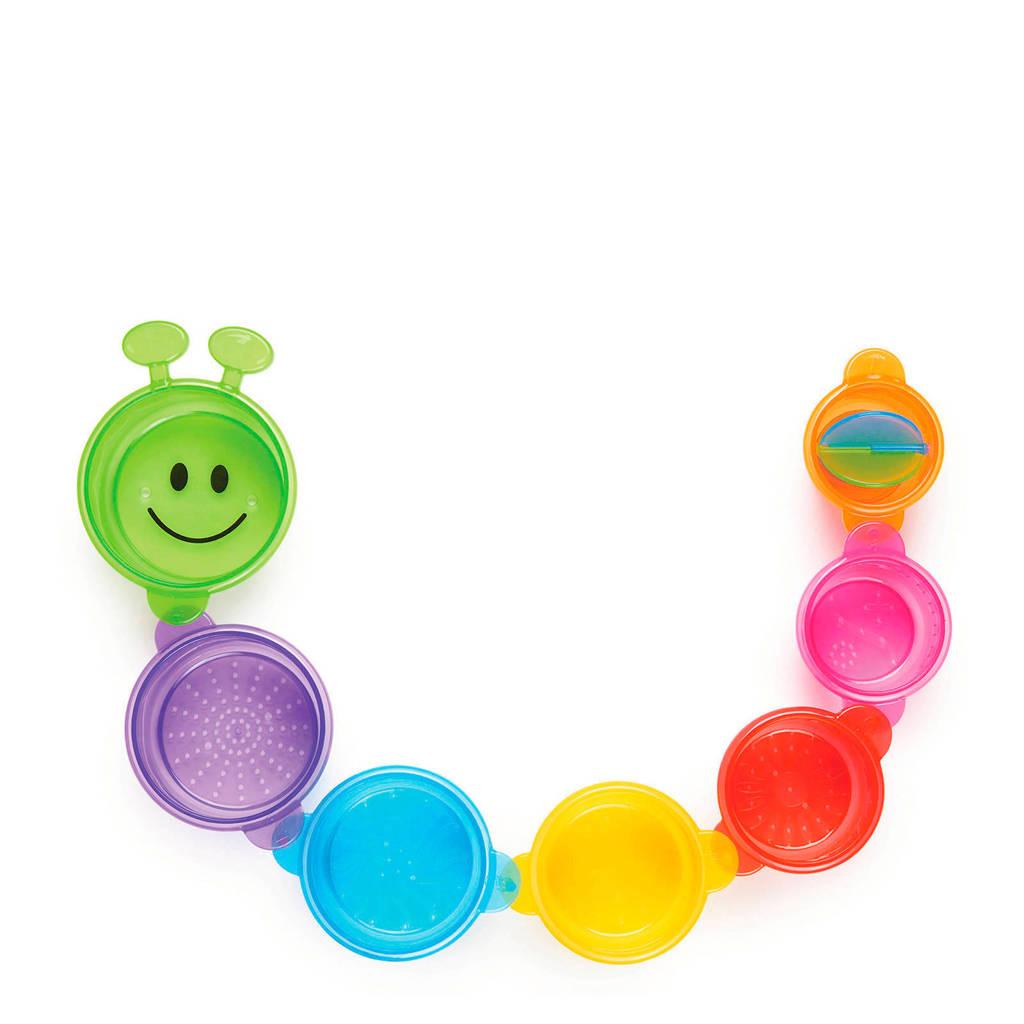 Munchkin rupsslang badspeelgoed, Groen