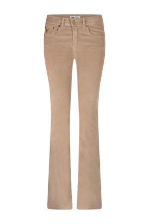 corduroy broek Melrose beige
