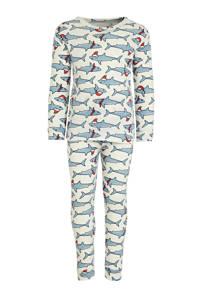 GAP   pyjama haaien lichtblauw, Lichtblauw