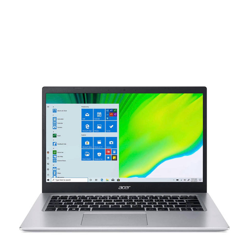 Acer ASPIRE 5 A514-54-58XW 14 inch Full HD laptop, Zilver