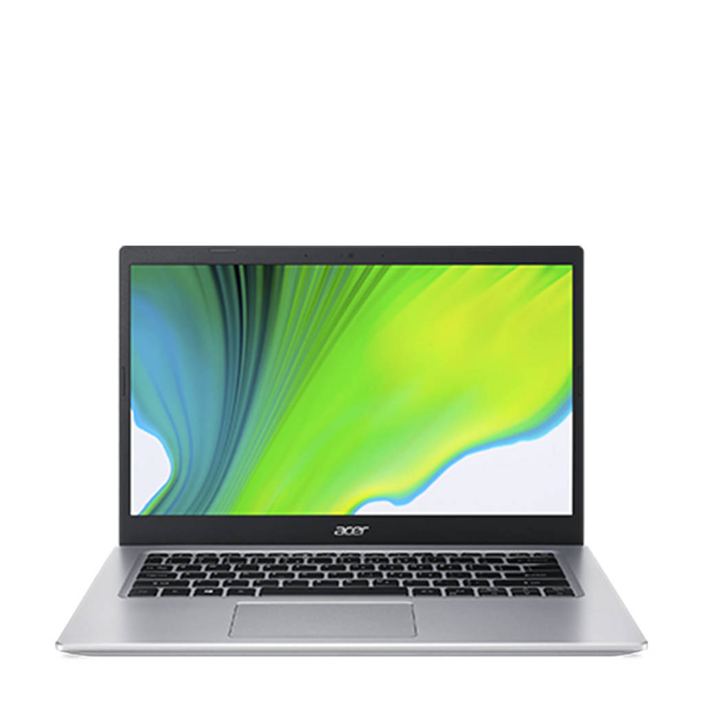 Acer ASPIRE 5 A514-54-512M 14 inch Full HD laptop, Blauw, Zilver