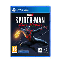 Marvel Spider-Man Miles Morales (PlayStation 4)