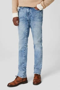 C&A The Denim slim fit jeans blauw, Blauw