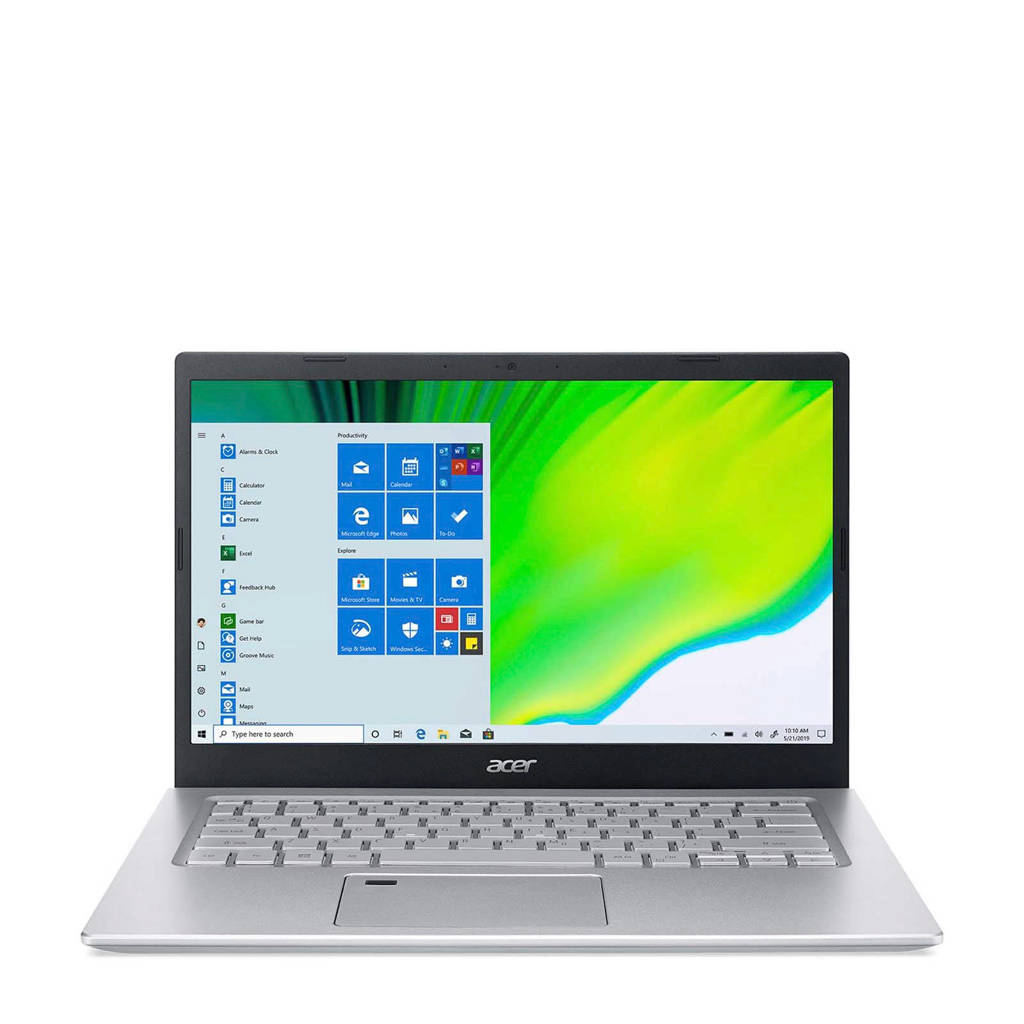 Acer ASPIRE 5 A514-54-51A8 14 inch Full HD laptop, Zwart, Goud, Zilver
