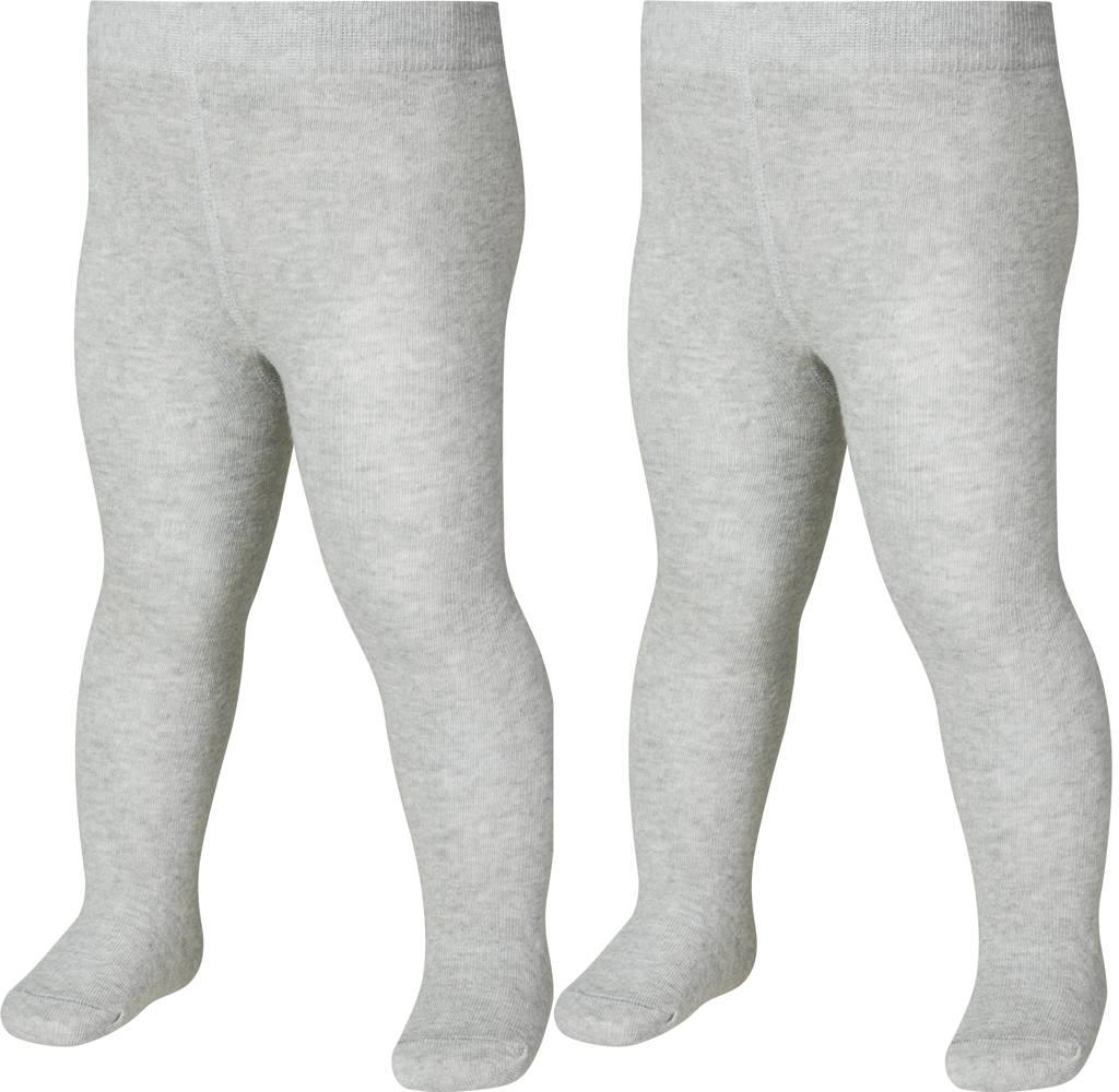 Playshoes maillots - set van 2 grijs melée, Grijs melange