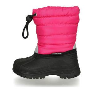 snowboots fuchsia