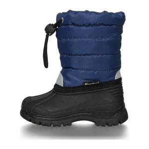 snowboots donkerblauw
