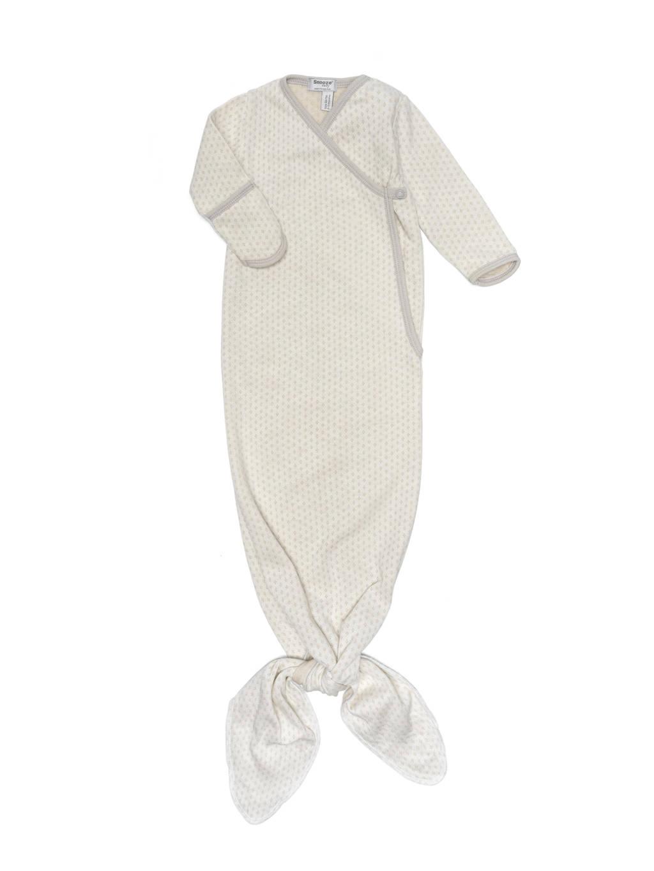 Snoozebaby baby knoopslaapzak 3-6 mnd Stone Beige, Lichtbeige, 3-6 maand