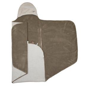 wikkeldeken 90x110 cm Warm Brown