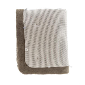 boxkleed 75x95 cm Warm Brown