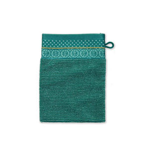 washand Soft Zellige (16x22 cm) Groen