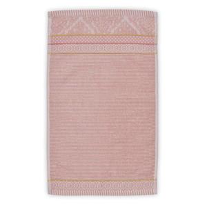 gastendoek Soft Zellige (50 x 30 cm) Roze