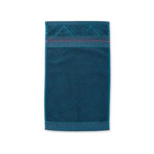 gastendoek Soft Zellige (50 x 30 cm) Donkerblauw