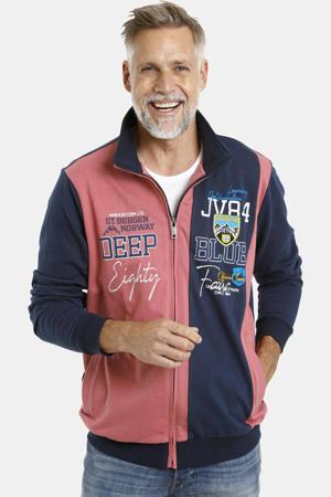 sweater Bethuel donkerblauw