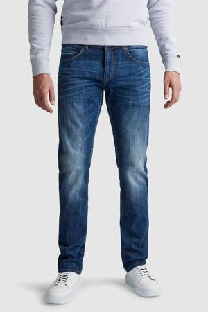 regular straight fit jeans Nightflight donkerblauw