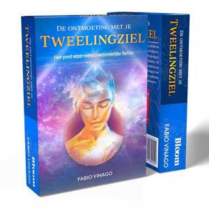 Tweelingzielen: Tweelingzielen Orakelkaarten - Fabio Vinago