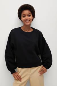 Mango sweater zwart, Zwart