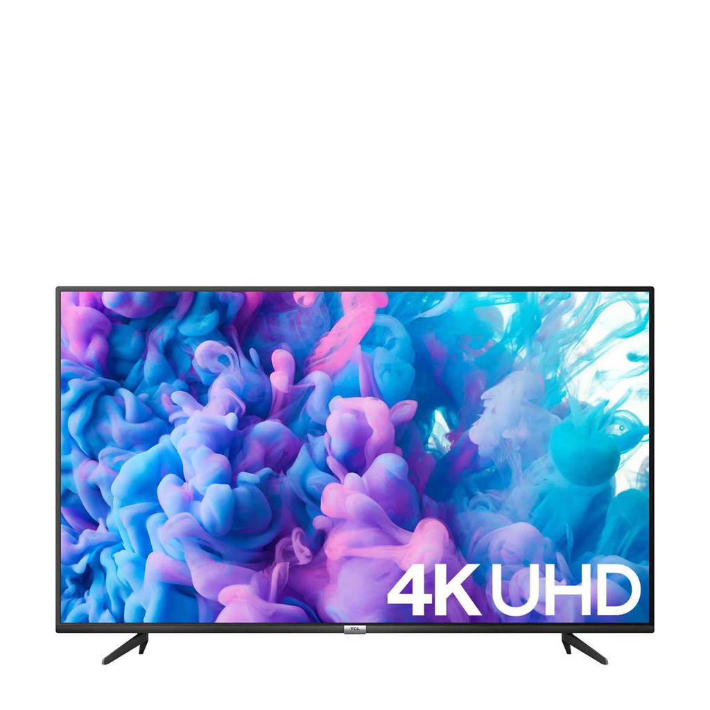 TCL 55P615 4K HDR 10 Android TV, 55 inch (140 cm)