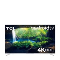 TCL 43P715 4K Ultra HD TV, Zilver