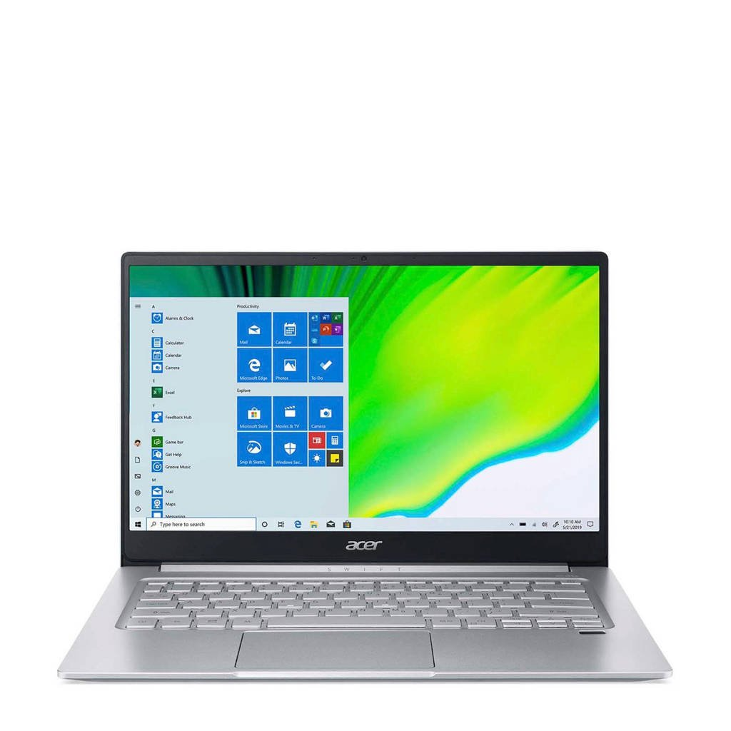 Acer SWIFT 3 SF314-59-53S2 14 inch Full HD laptop, Zilver