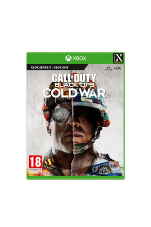 Call of Duty Black Ops Cold War (Xbox Series)