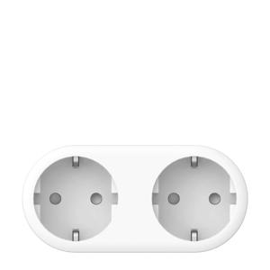 R6073 Dual Smart slimme stekker 2-in-1